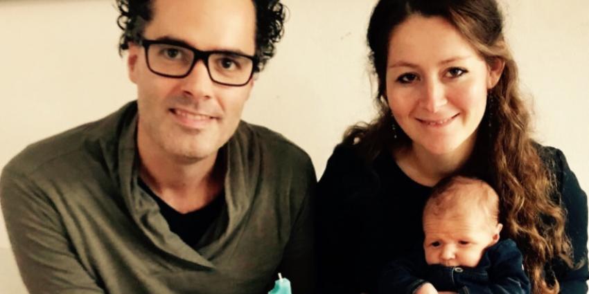 Wethouder Amsterdam start blog over doodzieke zoontje