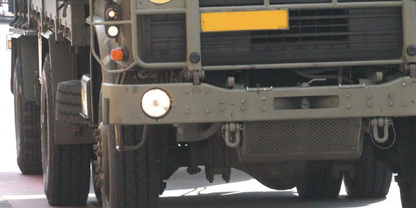 Werkstraf voor ex-militair veroorzaken dodelijke verkeersongeval file Duitsland