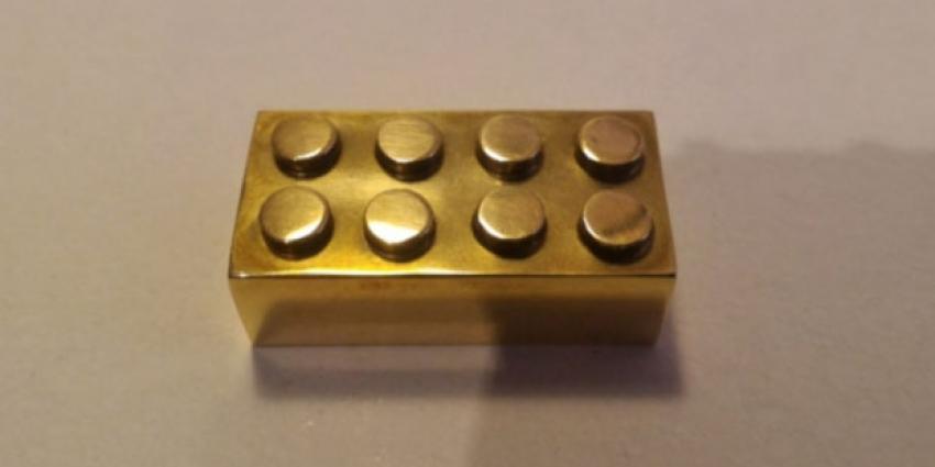 Duurste LEGO-steentje ooit geveild voor 19.000 euro