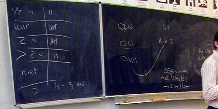 'Leerling vastgebonden op stoel door lerares'