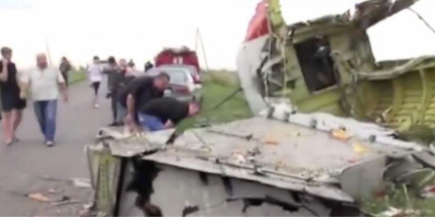 DNA materiaal slachtoffers MH-17 overgedragen door rebellen