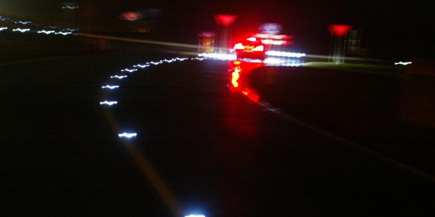 foto van licht fiets | fbf archief