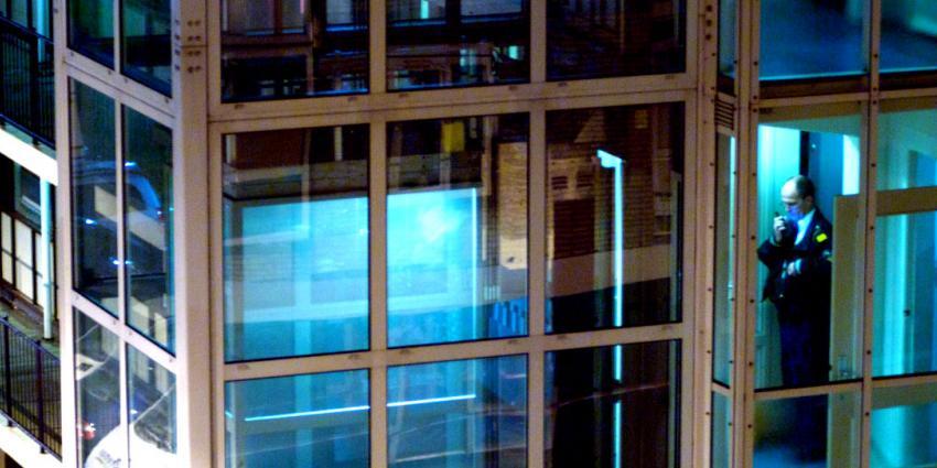 foto van lift | Archief bon