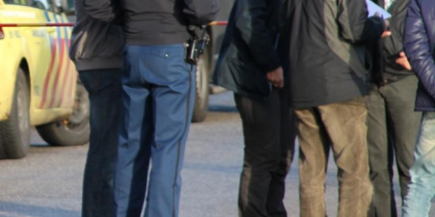 Politie doet onderzoek naar menselijke resten