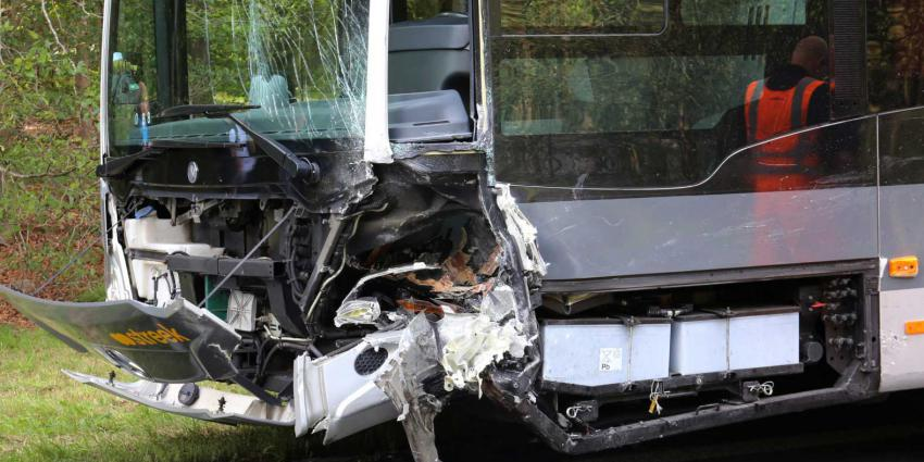 lijnbus-schade