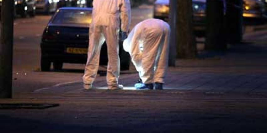 Man doodgeschoten in auto in Utrecht