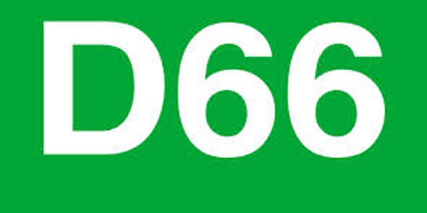 'D66 stapt uit coalitie in Bloemendaal'