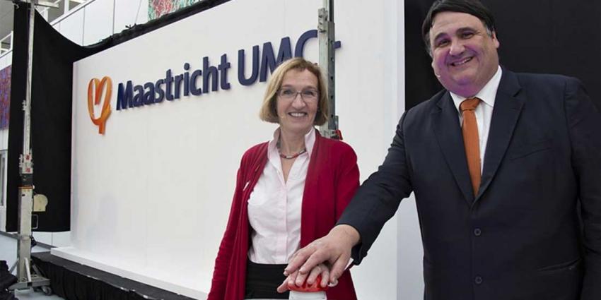 Nieuw logo voor Maastricht UMC+