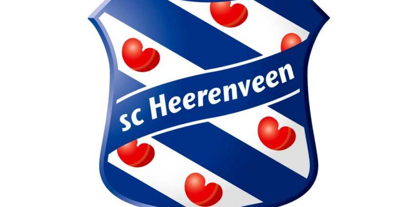 Logo van SC Heerenveen