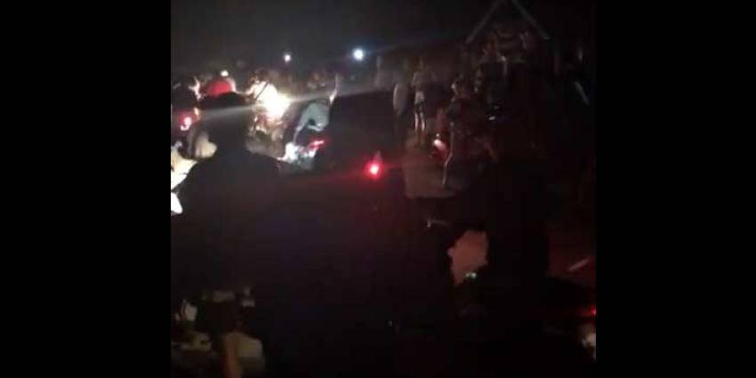 Nederlanders op de vlucht na aardbeving in Lombok