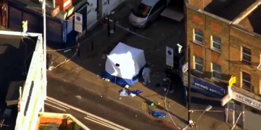 Opnieuw dode en gewonden in Londen bij aanslag met auto
