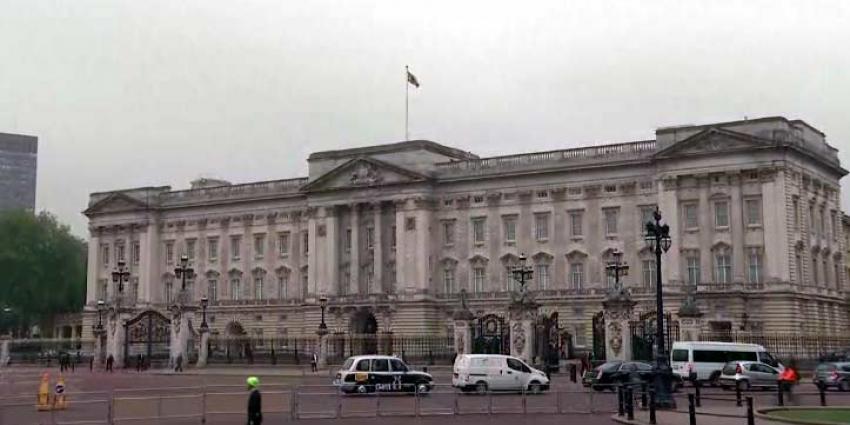 Terrorist bij Buckingham Palace had 1,2 meter lang zwaard