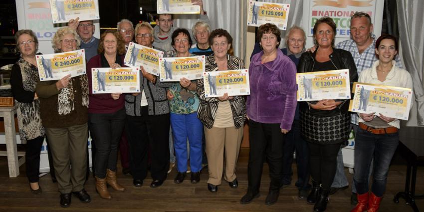 foto van winnaars postcodeloterij   Postcode Loterij