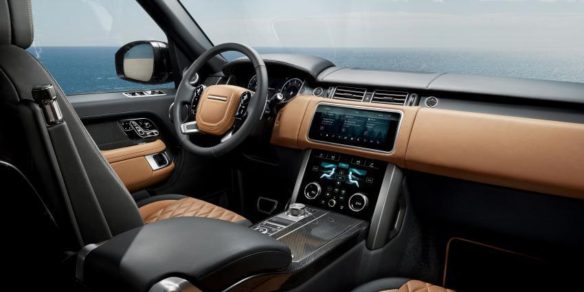 Ultieme Range Rover: nieuwe exclusieve versie van SV Bespoke