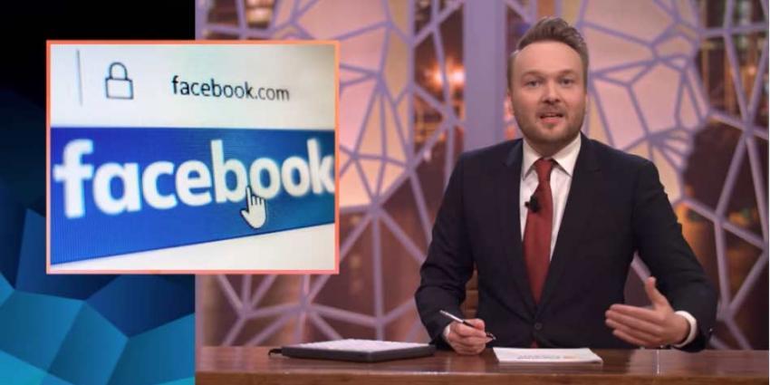 Verwijder Facebook samen met Arjen Lubach
