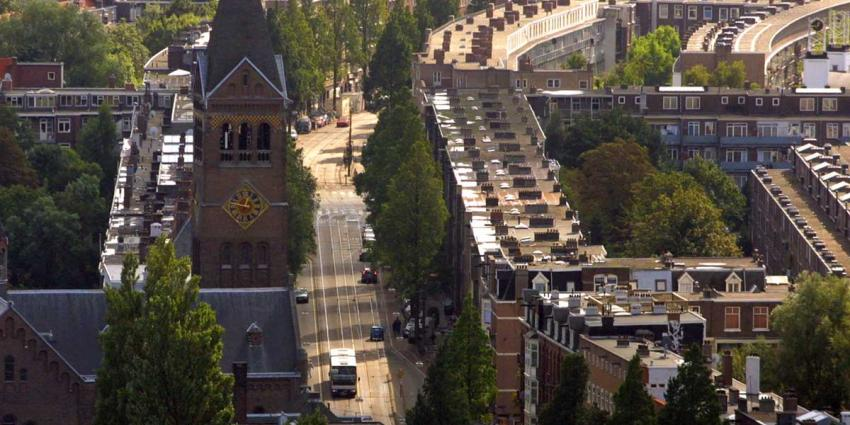 Gemeente wil deel Amsterdam autoluw maken