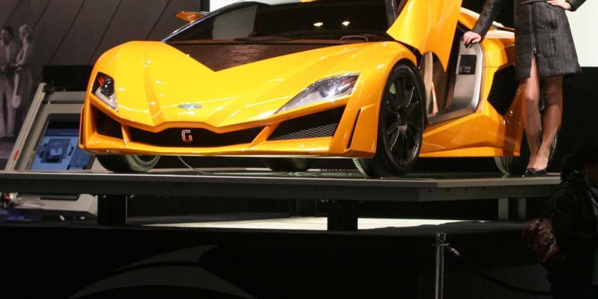 Aanhouding in Tilburg voor fraude met luxe auto's