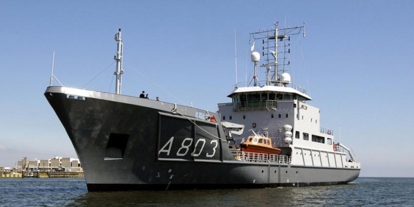 Defensie helpt met zoektocht naar Urkse vissers