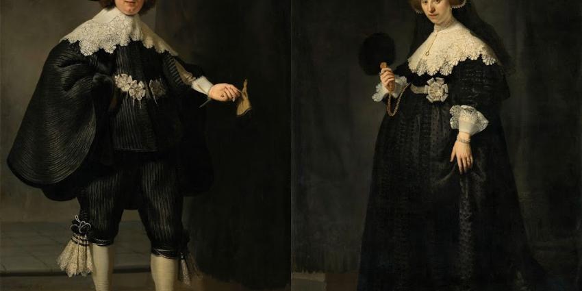 Marten en Oopjen te zien in Rijksmuseum