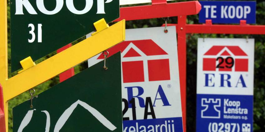 VEH: Nederlanders nog net positief over de woningmarkt