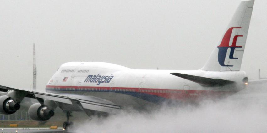 'Malausia Airlines vliegt maandag voor het laatst vanaf Schiphol'