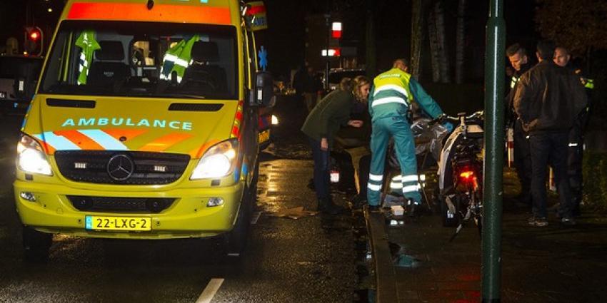 Man op fiets aangereden door buurtbus in Boxtel