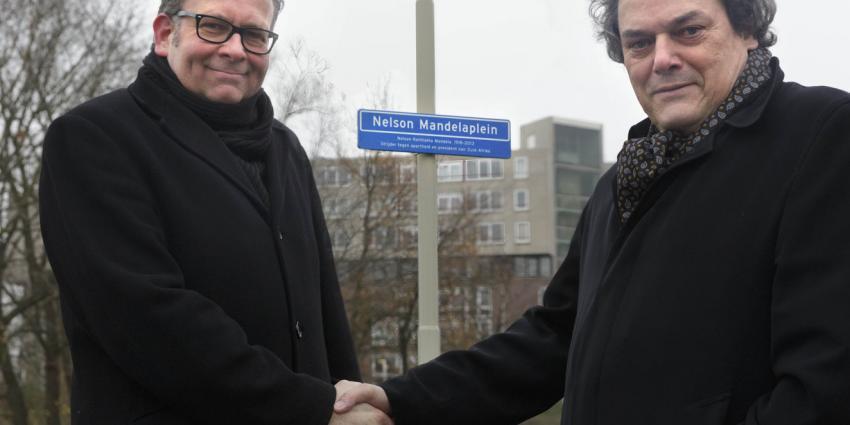 Nijmegen heeft Nelson Mandela