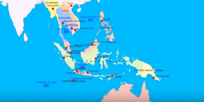 Indonesische politie doodt vier mannen die met zwaarden politiebureau aanvallen