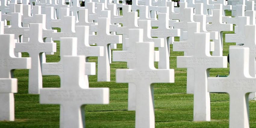 foto van begraafplaats Margraten | bon
