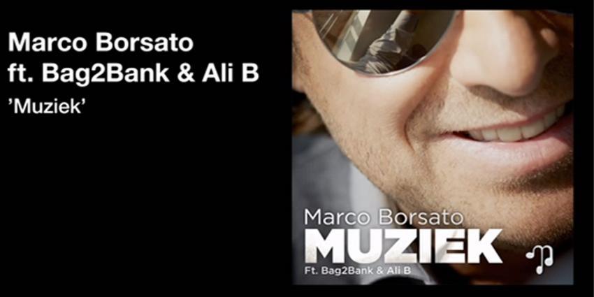 foto van nieuwe sigle Marco Borsato | Borsato