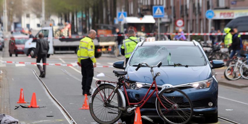 OM eist 240 uur werkstraf voor dodelijke aanrijdig in Amsterdamn
