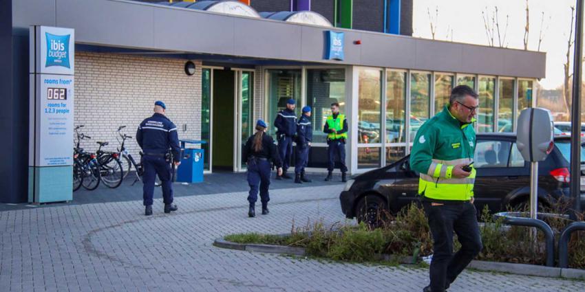 Rotterdams hotel ontruimd om gaslek