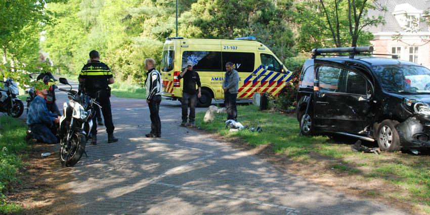 Ongeval in Gemonde