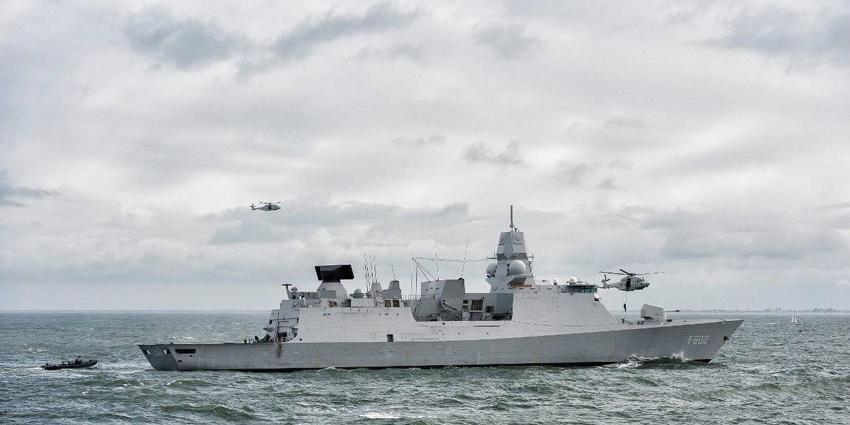 Marinefregat naar Cariben voor drugsbestrijding