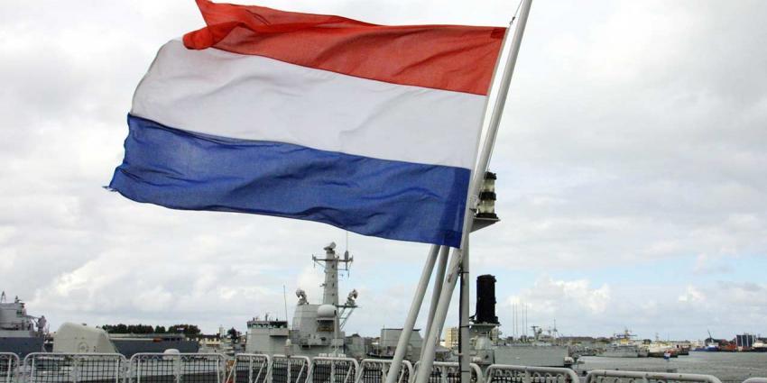 Nederlandse fregatten kunnen nauwelijks vechten