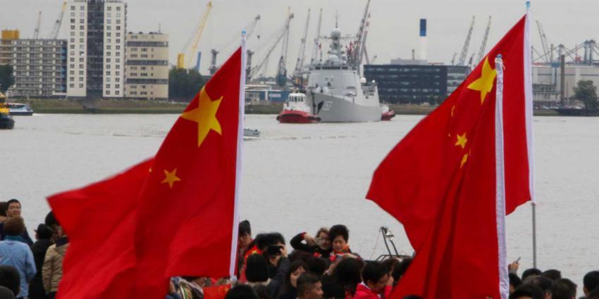 marineschip-china-vlag