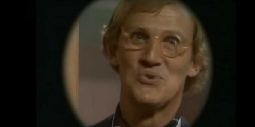 Acteur Marnix Kappers op 73-jarige leeftijd overleden
