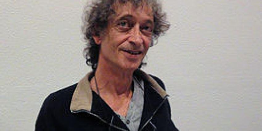 Haagse striptekenaar Marnix Rueb (59) is overleden