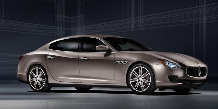 Foto van Maseratie Quattroporte   Maserati