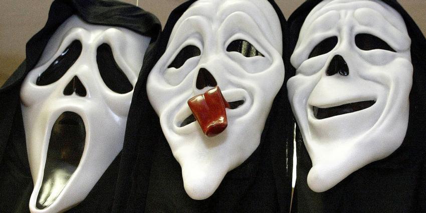 Scream-masker