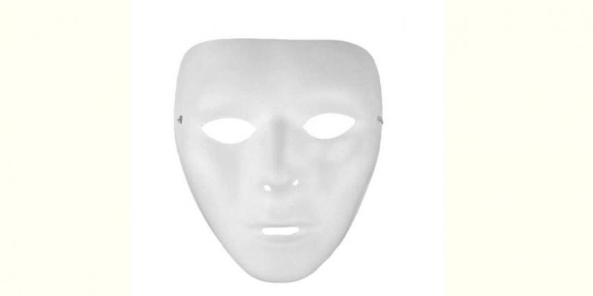 Masker vermoedelijk gebruikt bij overvallen