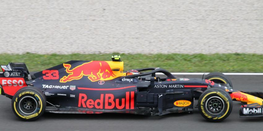 Verstappen derde bij Grand Prix Canada