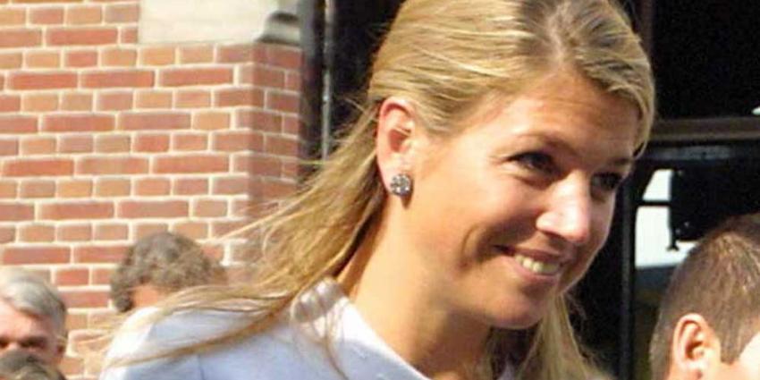 Foto van prinses Maxima | Archief EHF