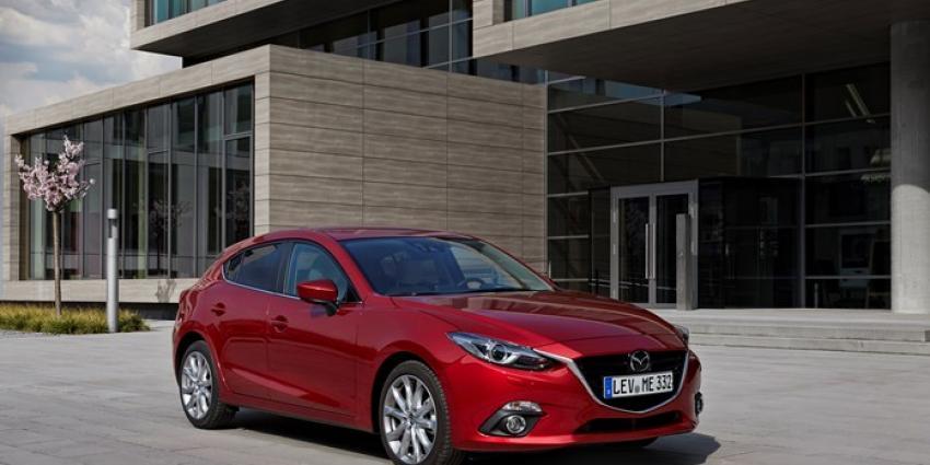 Mazda breidt het motorengamma van de Mazda3 uit