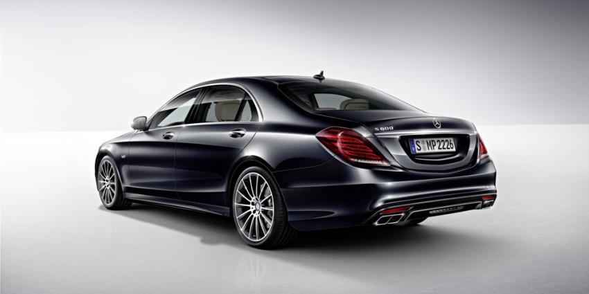 Foto Mercedes-Benz S600   Mercedes-Benz