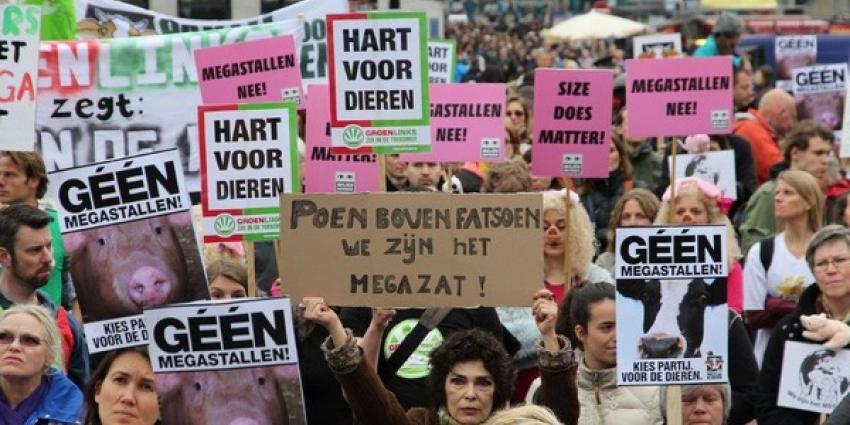 Ombutsman: Recht om te demonstreren staat onder druk