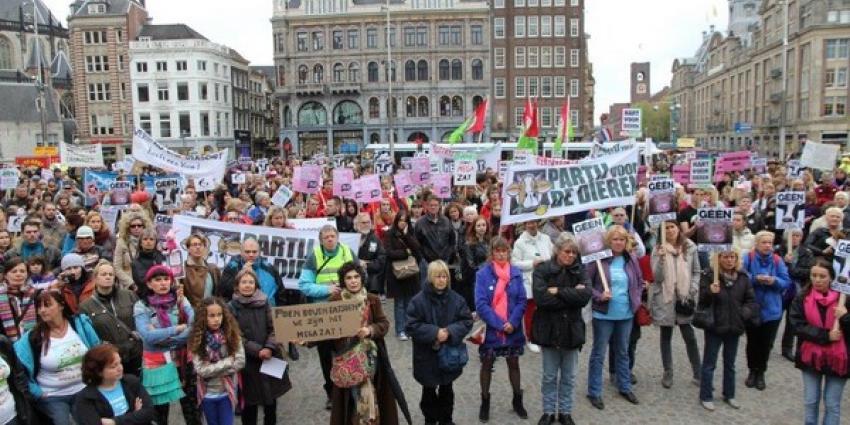 Foto van demonstratie | FBF
