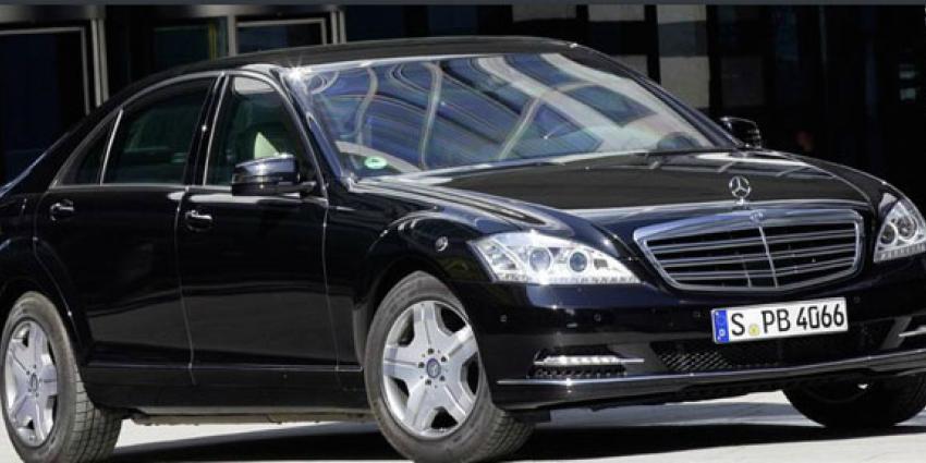 Nieuwe auto Koning Filip bestand tegen raketaanval