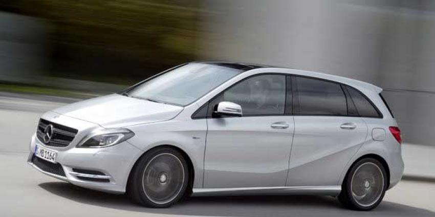 Politie ruilt Volkswagen om voor Mercedes