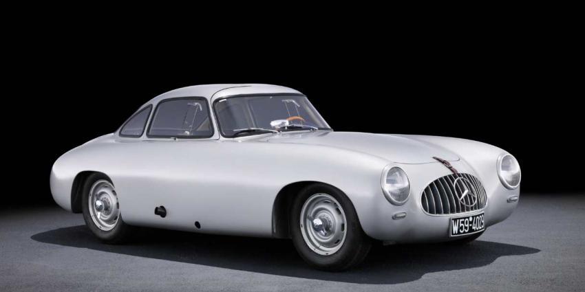 Silver Arrows, Mercedes-Benz Racing Cars of the 1950s in het Louwman Museum